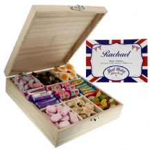 Great British Retro Sweet Box